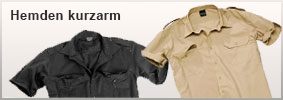 Hemden kurzarm