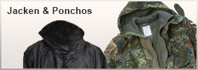 Jacken & Ponchos