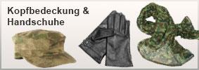 Kopfbedeckung & Handschuhe