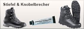 Stiefel & Knobelbecher