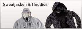 Sweatjacken & Hoodies