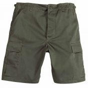 US Combat Short, oliv