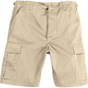 US Combat Short, beige