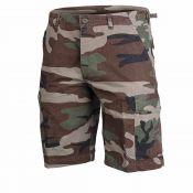 Shorts US Rip Stop, woodland