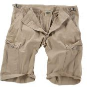 Shorts US Rip Stop, khaki washed