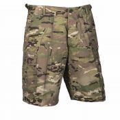 Shorts US Rip Stop, multitarn