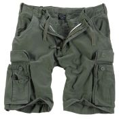Shorts US Aviator, oliv