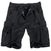 Shorts US Aviator, schwarz