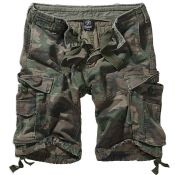 Shorts Vintage von Brandit, woodland