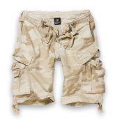 Shorts Vintage von Brandit, sandstorm