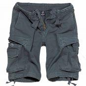 Shorts Vintage von Brandit, anthrazit