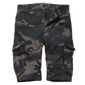 Shorts Rowing von Vintage Industries, dark camo