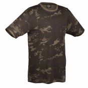 Tarn T-Shirt, multitarn black