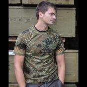 Tarn T-Shirt, flecktarn