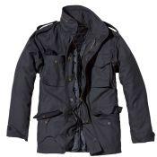 M65 Jacke, schwarz