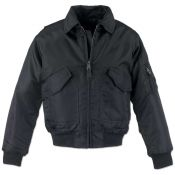 US Air Force Jacke Type CWU 36P, schwarz
