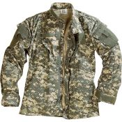 US Feldjacke ACU Ripstop von Mil Tec, AT-Digital