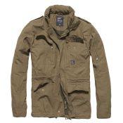 Cranford Jacket, dark khaki