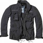 M65 Jacket Giant von Brandit, schwarz