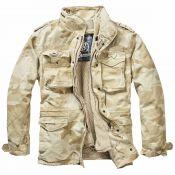 M65 Jacket Giant von Brandit, desert