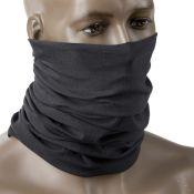 Multifunktionstuch Headscarf, schwarz