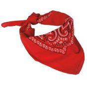 Halstuch Bandana, rot