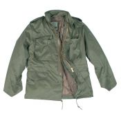 US Field Jacke M65 für Kinder, oliv