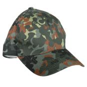 US Cap, flecktarn