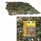 Tarnnetz Basic light 2,4 x 3m, flecktarn