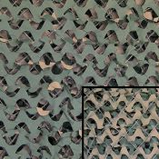 Tarnnetz Basic 3m x 6m von CAMO SYSTEMS, woodland