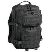 Rucksack US Assault Pack LG, schwarz