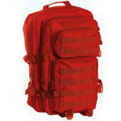 Rucksack US Assault Pack LG, rot