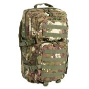 Rucksack US Assault Pack LG, vegetato woodland