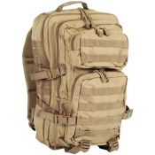 Rucksack US Assault Pack LG, coyote
