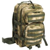 Rucksack US Assault Pack LG, A Tacs FG