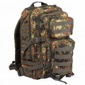 Rucksack US Assault Pack LG, flecktarn