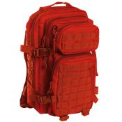 US Assault Pack SM, rot
