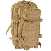 US Assault Pack SM, coyote