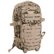 US Assault Pack SM, tropentarn