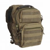 US Assault Pack One Strap smal, oliv
