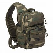 US Assault Pack One Strap smal, woodland
