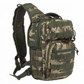 US Assault Pack One Strap smal, multitarn