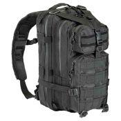 Rucksack Tactical wasserfest, schwarz