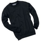 Sweat-Shirts Basic, schwarz