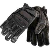 Securityhandschuh SEK I mit Schnittschutz, schwarz
