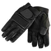 Securityhandschuh SEK light mit Schnittschutz, schwarz