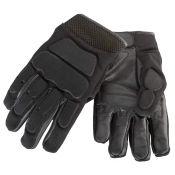 Securityhandschuh SEK II mit Schnittschutz, schwarz