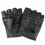 Biker Fingerling, schwarz