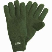 Strickhandschuhe THINSULATE, oliv