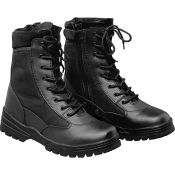 Mc Allister Sniper Zip Boot, schwarz